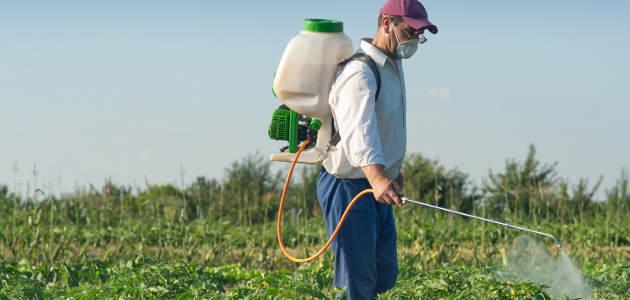 opakowania po środkach ochrony roślin